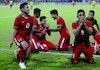 Tertidur selama 40 tahun, kini Timnas Indonesia U-19 Bangkit dengan melaju ke babak delapan besar piala AFC U-19