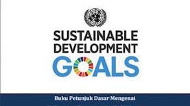 Menuju Indonesia 2030, Buku Petunjuk Elektronik mengenai Tujuan Pembangunan Berkelanjutan