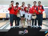 SEA Games 2017: Bowling  Berhasil Tambah Medali Emas untuk Indonesia