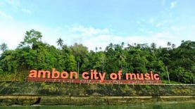 Sebentar Lagi Ambon Bakal Jadi Kota Musik Dunia