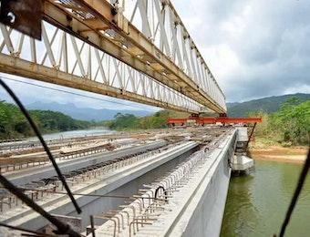 Jembatan Di Kampung Halaman SBY Senilai Rp 211 Miliar Sudah Jadi