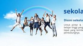 Sekolahgratis.org,  Sistem Belajar Kreatif, inovatif, dan Interaktif Online karya anak bangsa.