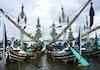 Ini Ragam Cara Meraup Ikan Cuma-cuma di Pengambengan Jembrana