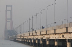 Akan Ada yang Baru di Jembatan Suramadu!