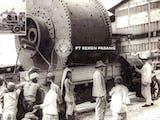 Gambar sampul Semen Padang : Sejarah Perjalanan Pabrik Semen Tertua di Indonesia