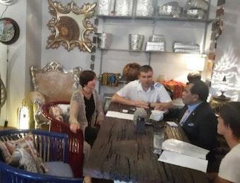 Sentra Kerajinan dan Furniture Indonesia dibuka di Rusia