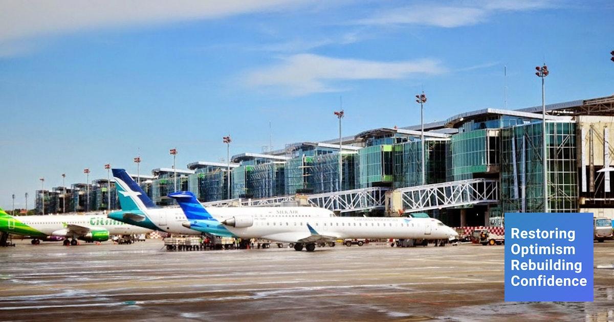 Tujuh Bandara di Indonesia Raih Penghargaan Airport ...