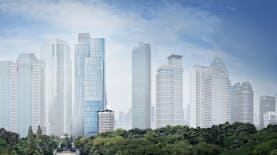 Sequis Tower Raih Penghargaan Best Green Development Asia