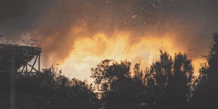 Kebakaran Hutan: Murka Tuhan Akibat Ulah Kita Sendiri