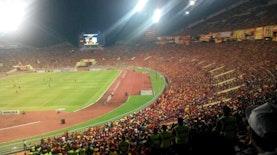 Satu Malam di Stadion Shah Alam