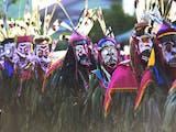 Gambar sampul Tari Hudoq, Tradisi Suku Dayak Meminta dan Mensyukuri Hasil Panen Melimpah