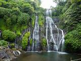 Surga Kecil di Bali Itu Bernama Air Terjun Banyumala
