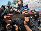Gambar sampul Debus, Ilmu Kebal di Tanah Jawara untuk Melawan Kolonial Belanda