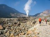 Gambar sampul Gunung Papandayan, Kerentanan Sampah dari Pendaki dan Gerakan Zero Waste