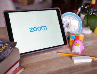 Aplikasi Zoom dan Isu Soal Obrak-Abrik Data Pribadi