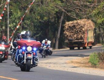 Dasa Darma Pramuka jadi Rujukan Perilaku Komunitas Harley-Davidson