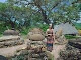 Gambar sampul Batu Keramat dan Tenun Jadi Daya Tarik Kampung Adat Namata di Pulau Sabu
