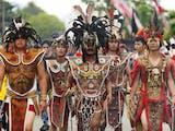 Gambar sampul Gawai, Ritual Adat Suku Dayak Iban Sebagai Wujud Rasa Syukur Atas Panen Melimpah
