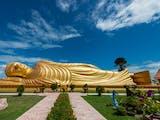 Gambar sampul 4 Lokasi Patung Buddha Berbaring Termegah di Indonesia