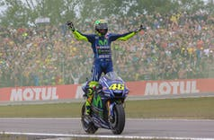 Mengapa Valentino Rossi Sangat Menyukai Indonesia?