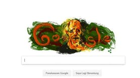 Affandi Jadi Google Doodle Hari Ini, Ada Apa, ya?