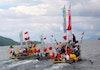Sigofi Ngolo, Ritual Adat Masyarakat Jailolo Bersihkan Laut