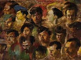 Gambar sampul Mengenal Sindoedarsono Soedjojono, Bapak Seni Lukis Indonesia