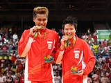 Gambar sampul Singkirkan Malaysia, Indonesia Raih Emas Pertama Olimpiade Rio 2016 Lewat Bulutangkis