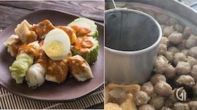 Namanya Siomay Bentuknya Cilok, Makanan apa itu?