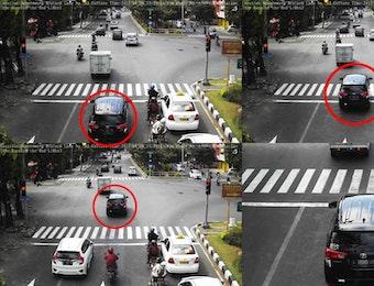 Pantau Kemacetan dari Aplikasi SITS CCTV Surabaya