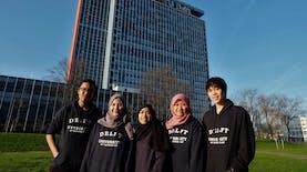 Salip 300 Pesaing Global, Pelajar Indonesia di Belanda Bersaing di Kompetisi Industri Penerbangan