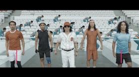 Video Musik Asian Games 2018 Keempat Dirilis, Libatkan Slank
