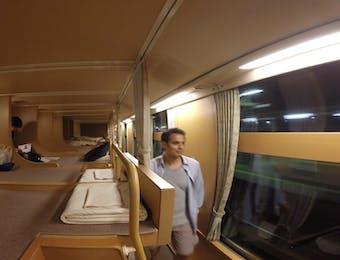 Sleeper Train Keren Terbaru di Indonesia. Siapa Hendak Turut?