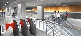 Inilah Design Gambaran Beberapa Stasiun MRT (Mass Rapid Transit) Jakarta
