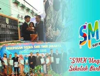 SMK YMIK jadi Sekolah Unggulan DKI