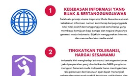 #RamaiTapiDamai: Sebarkan Toleransi, Jaga Ibu Pertiwi