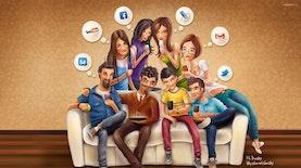 Indonesia Butuh Pengguna Media Sosial yang Cerdas