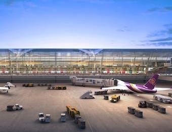 5 Fasilitas Baru di Bandara Soetta Diresmikan Menteri BUMN