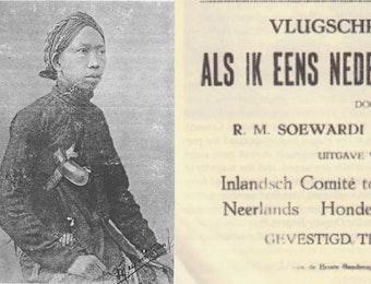 Soewardi Soerjaningrat dan Esai yang Membakar Pembesar Kolonial