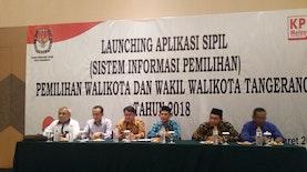 Tangerang Punya Aplikasi untuk Pantau Pilkada