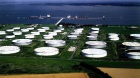 South-East Asia's largest oil storage terminal