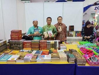 Laris Manis Buku Indonesia di Pesta Buku Brunei 2019
