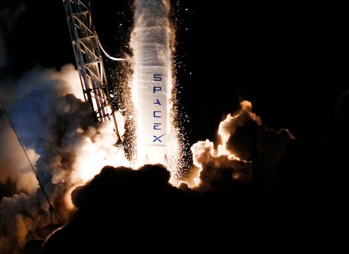 Tahun Depan, Satelit Indonesia akan Diluncurkan dengan Roket SpaceX