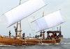 Napak Tilas Kapal Majapahit Menuju Jepang