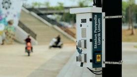 Bakal Ada 5 Stasiun Pengisian Listrik Baru Tahun Ini di Jakarta