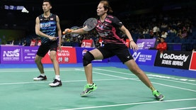 Inilah 25 Atlet Indonesia dalam Pertandingan Thailand Masters 2019