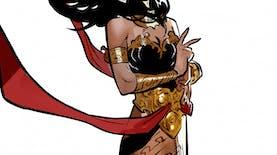 Sri Asih, Wonder Woman dari Indonesia
