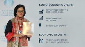 Menteri Asal Indonesia Dinobatkan Sebagai Menteri Terbaik Sedunia