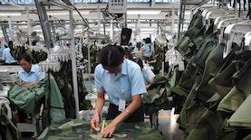 Seragam Polisi dan Tentara Kamboja akan Dibuat oleh perusahaan Indonesia ini