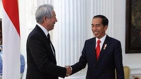 Presiden Jokowi Bertemu Wakil Perdana Menteri Singapura, Bahas Apa?
